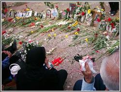 Tehran's Khavaran cemetery