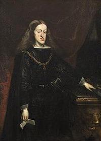 Charles II - 1665-1700