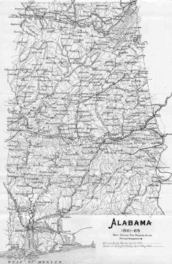 civil war map-alabama