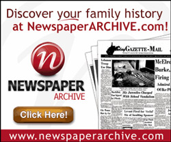 Check out NewspaperARCHIVE.com!