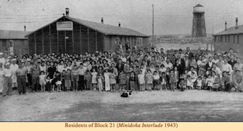 Minidoka Internment Camp