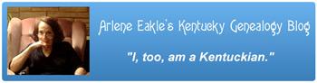 Arlene's Kentucky Blog