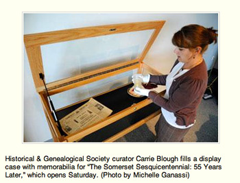 Remembering the Somerset Borough Sesquicentennial