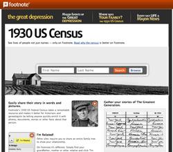 Footnote - 1930 Census