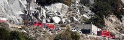 Suspicious White Powder At Granite Mountain Vault Turns