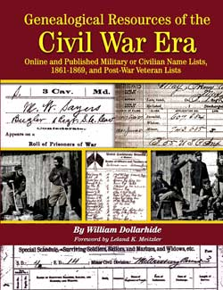 Genealogical Resources of the Civil War Era