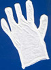 Cotton gloves for handling documents