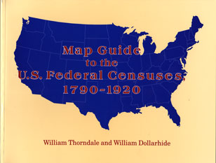 Map Guide to the U.S. Federal Censuses