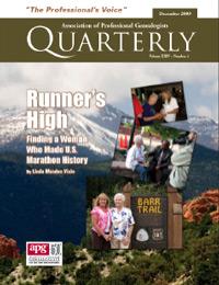 APG Quarterly