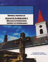 Alsace-Lorraine I