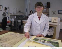 Restoration & conservation efforts to save documents