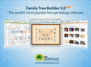 Family Tree Builder 5.0