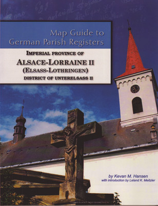 German Map Guide Volume 34