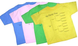 Kid's Pedigree T-Shirts