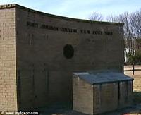 Denuded War Memorial