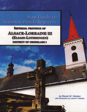 German Map Guide Volume 35