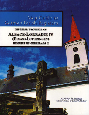 German Map Guide Volume 36