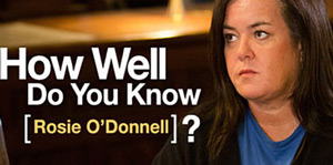 Rosie O'Donnell - Who Do You Think You Are? Video Episode