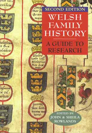 Welsh Family History, A Guide to Research cover