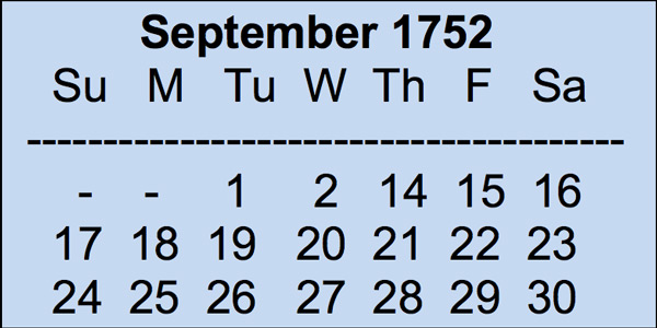http://www.genealogyblog.com/wp-content/uploads/2012/04/Sept-1762-Calendar.jpg