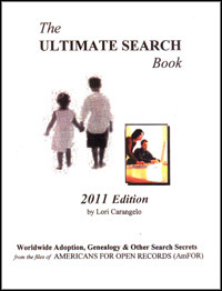 Ultimate [adoption] Search Book