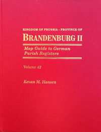 Brandenburg II Hard Cover