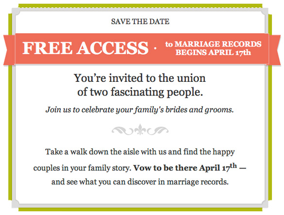 Free-Marriage-Records