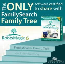 RootsMagic 6 Certiifed