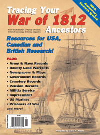 war of 1812 ancestors