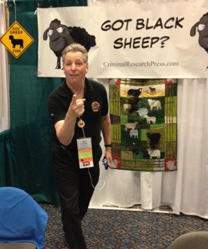 Ron Arons - doing a black sheep dance
