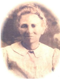 Mary Rebecca Shields Ewers Yarbrough, Ewers' great-grandmother - Photo by contributed photo by Daryl Ewers