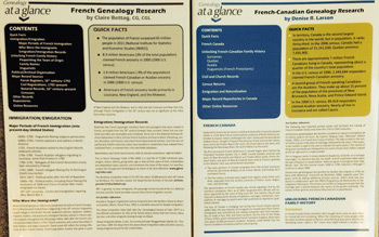 French-quick-sheets