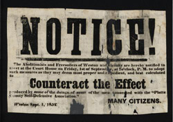 Notice-Abolitionists