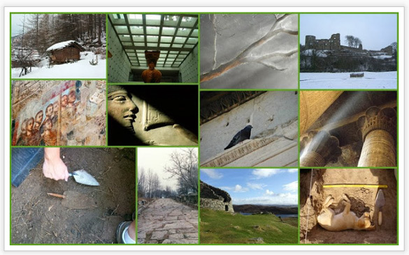 2012 Winners of the Past Preservers Photography Competition