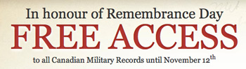 Free-Access-to-Canadian-Military-Records