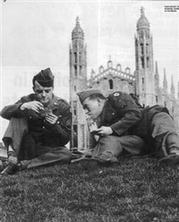 Two-Americans-in-WWII-playing-cards