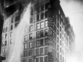 Triangle Fire 1911