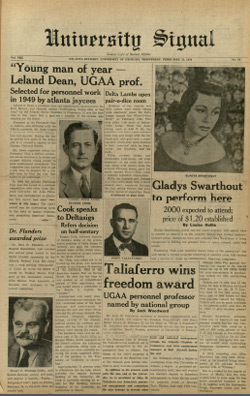 Georgia-State-Univeristy-Signal-Front-Page