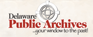 Delaware Public Archives Logo