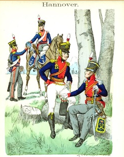 Guide to Hanover Military Records Illustration