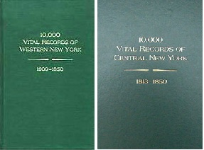 West and Central New York VR Book Bundle