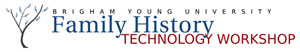 BYU-Family-History-Tech-Workshop-logo
