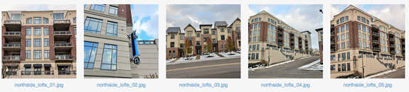 Akron Ohio Northside Lofts -  Click on the Image to see details and browse the Akron Images.