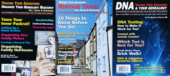 Dna research genealogyblog family roots publishing has purchased quantities of three recently published genealogy guides from moorshead magazines bundled them and cut the price 30 fandeluxe Choice Image
