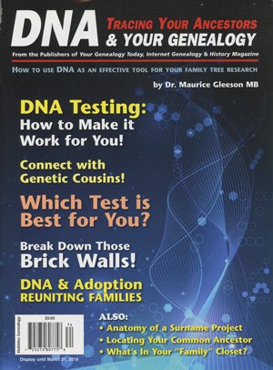 Dna research genealogyblog i got copies of the new tracing your ancestors dna your genealogy over a month ago but have been so busy ive not had time to review the book until now fandeluxe Choice Image